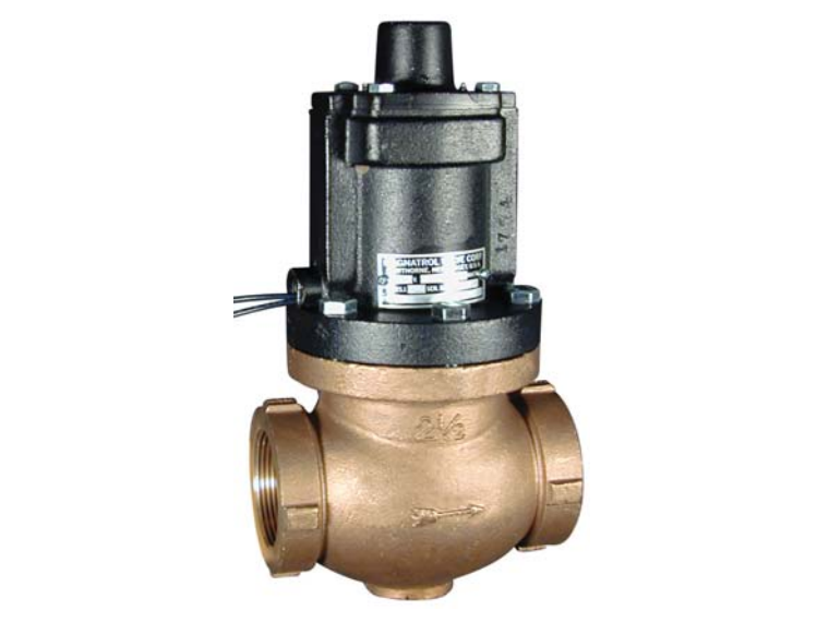 electric solenoid valves