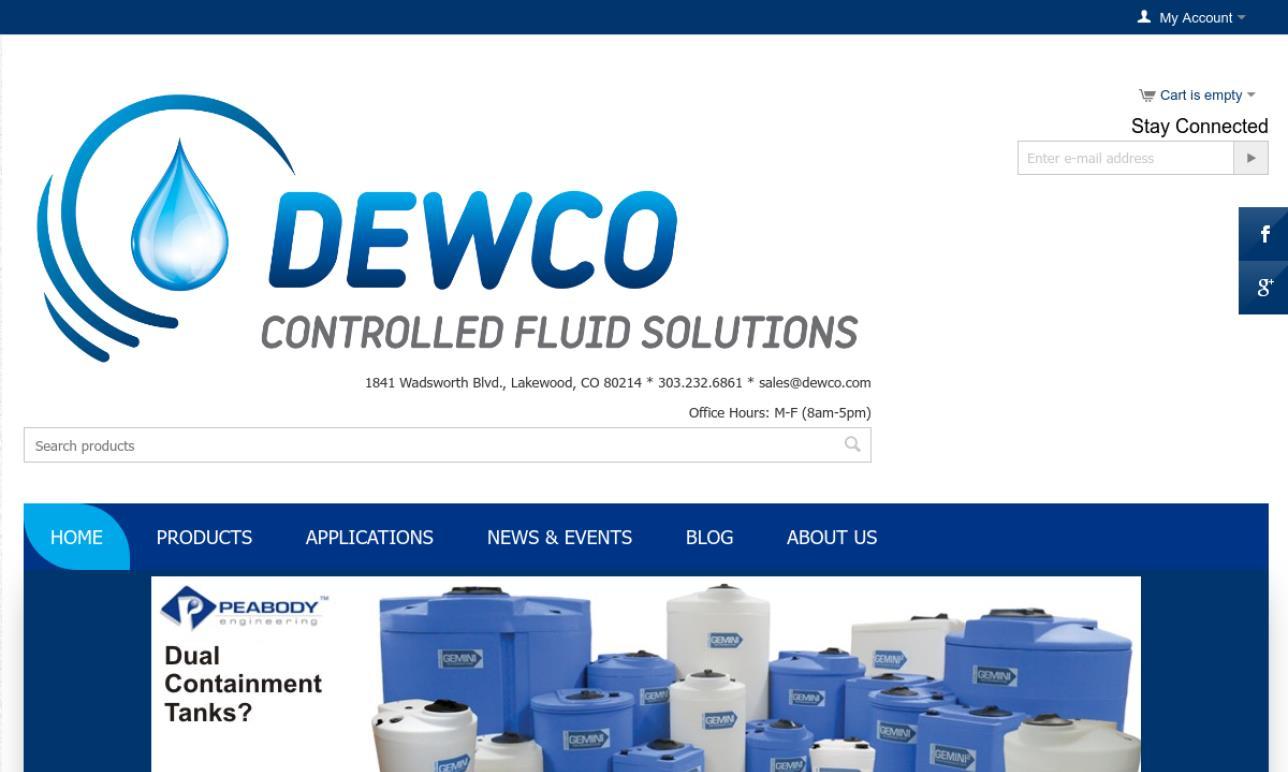 Dewco Pumps & Equipment, Inc