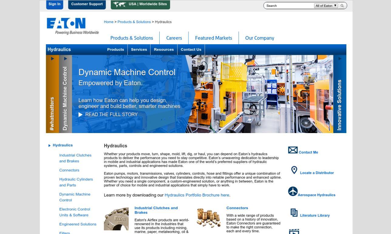 Eaton Hydraulics