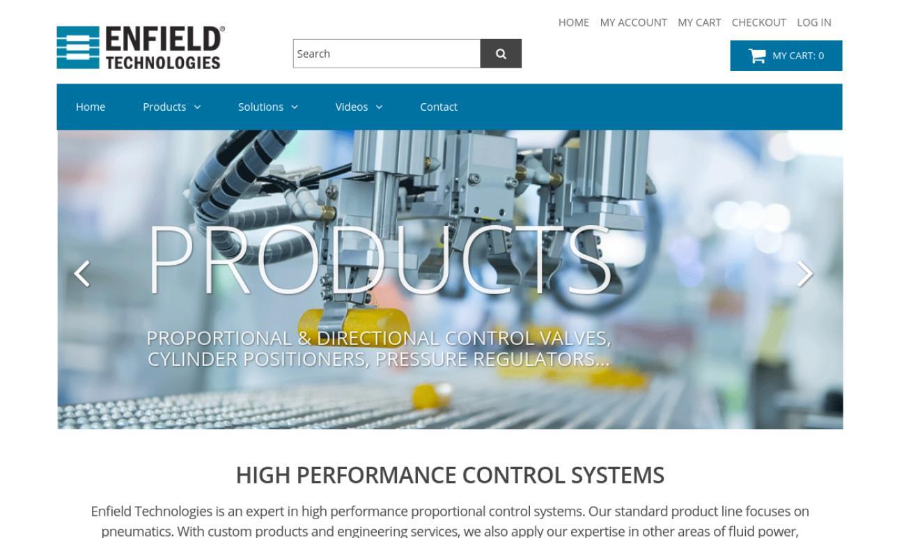 Enfield Technologies, LLC