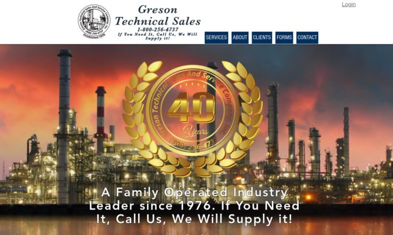 Greson Technical Sales & Service Company