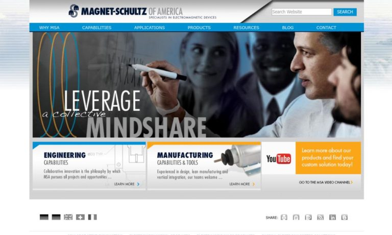 Magnet-Schultz of America Inc.