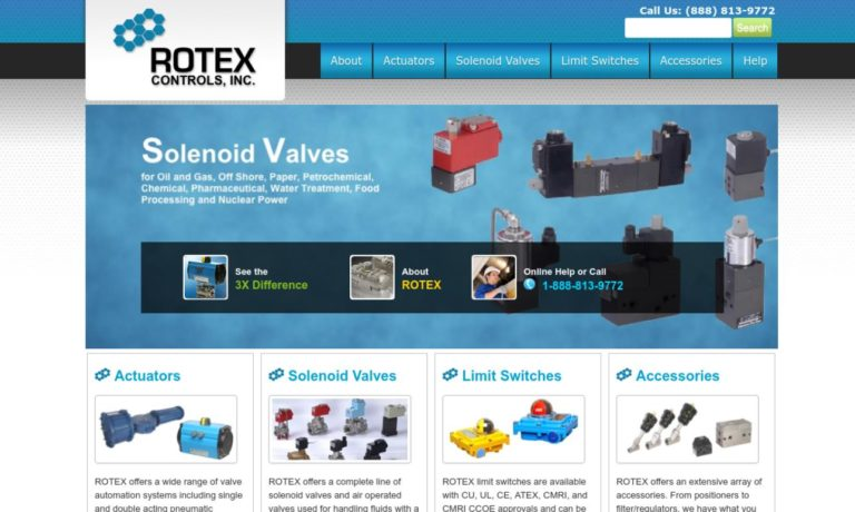 Rotex Controls, Inc.