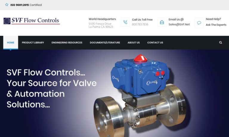 SVF Flow Controls, Inc.