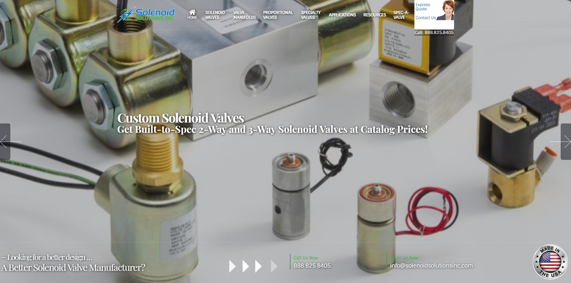 Solenoid Solutions Inc.