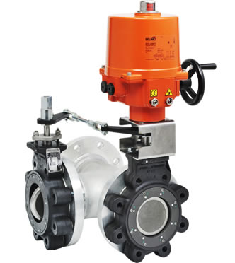 High Performance Butterfly Valves – Belimo Americas