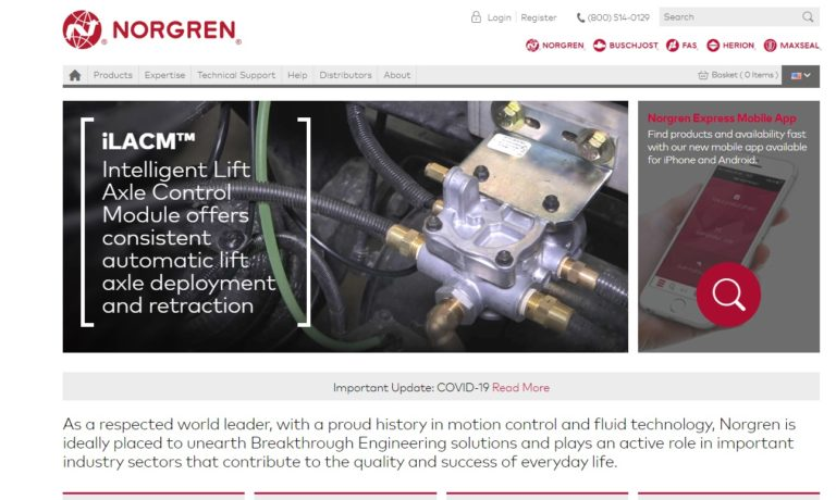 IMI Precision Engineering NORGREN